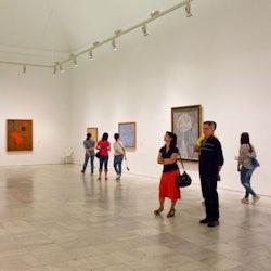 Imagen Museo Nacional Centro de Arte Reina Sofía: Ohne Anstehen