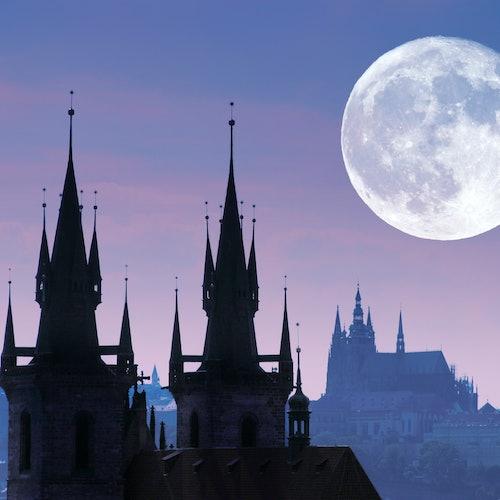 Tour fantasmal de Praga