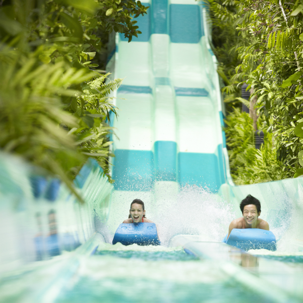 Tickets for Adventure Cove Waterpark