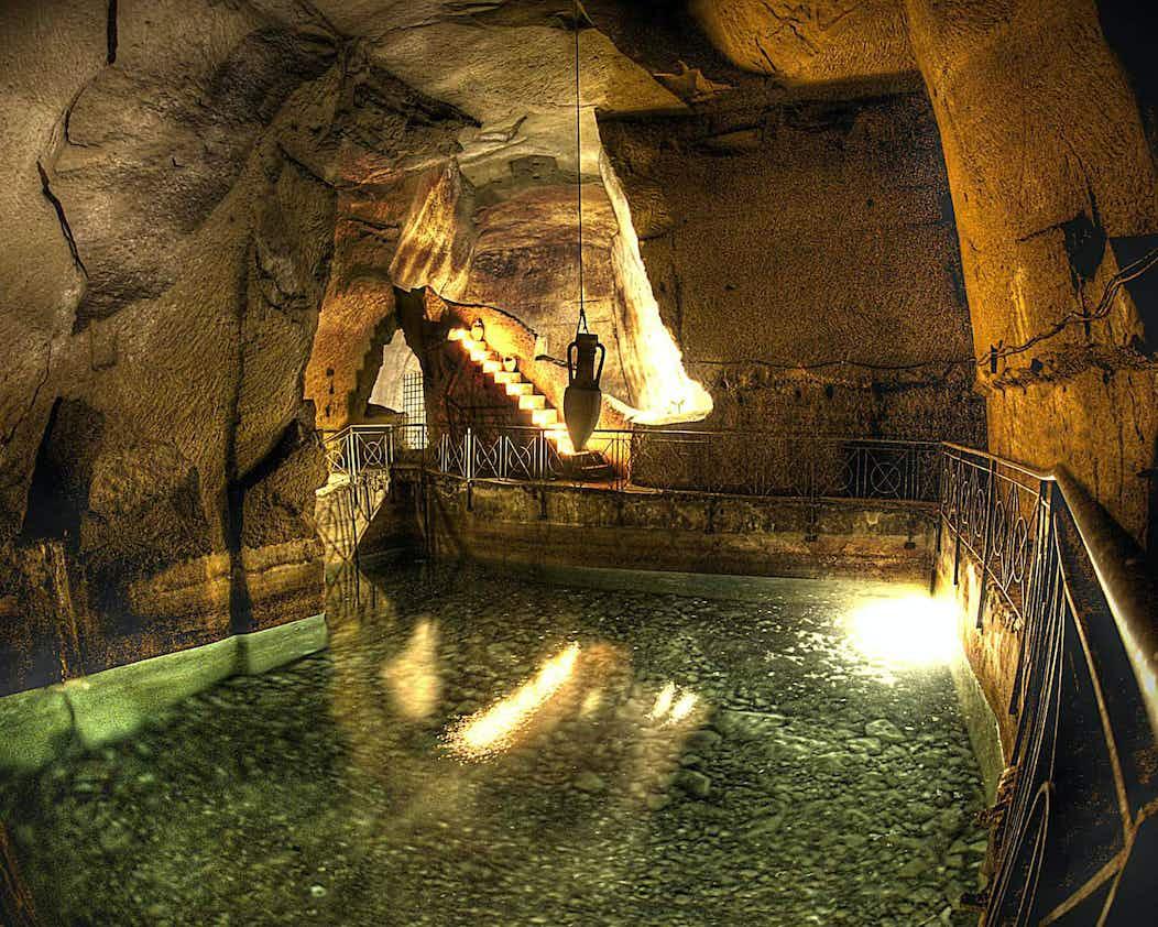 Resultado de imagen de napoles subterranea