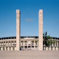 Imagen Olympiastadion Berlin : entrée rapide