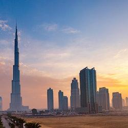 Burj Khalifa: 124th Floor at Sunrise + Breakfast