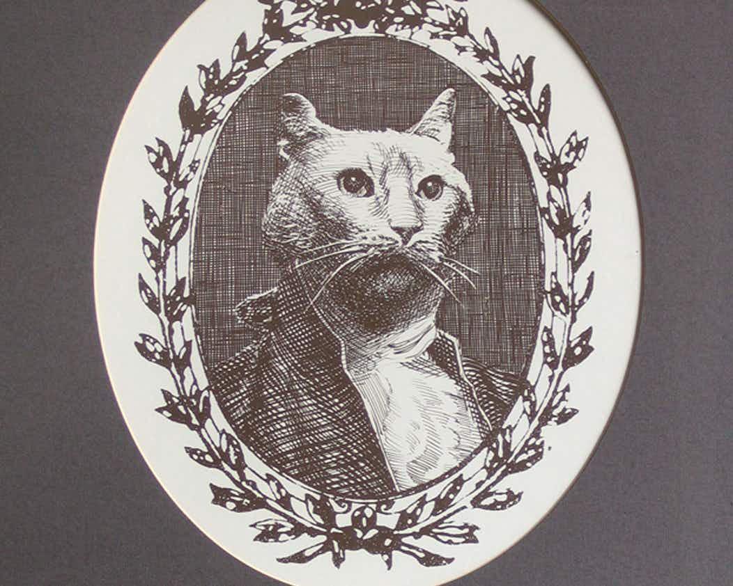 Seule ligne de chat datant