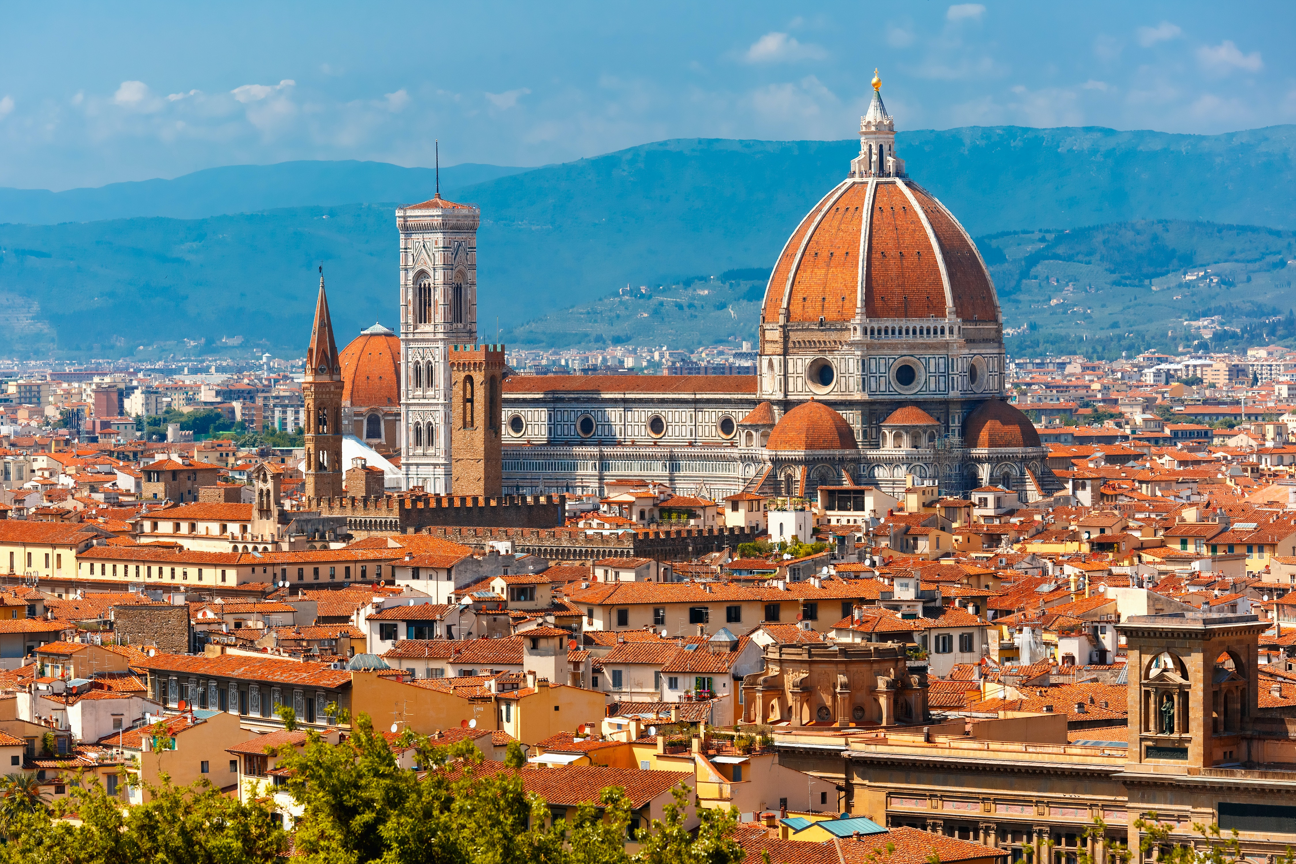 Duomo di firenze guided tour tiqets for Domon florence