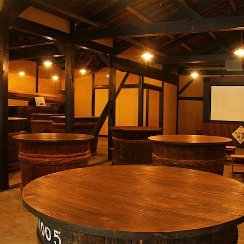Nakano BC Sake Brewery Tour and Tasting