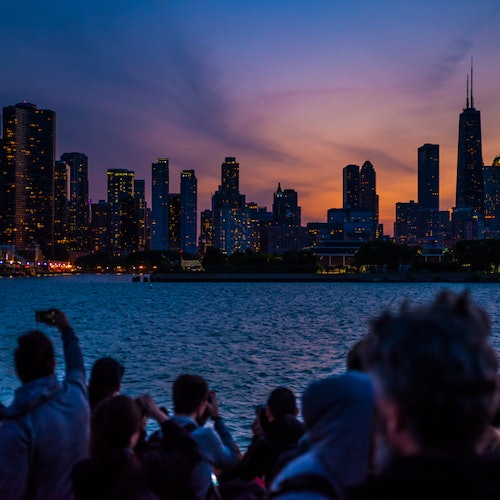 Chicago by Night! Cruise