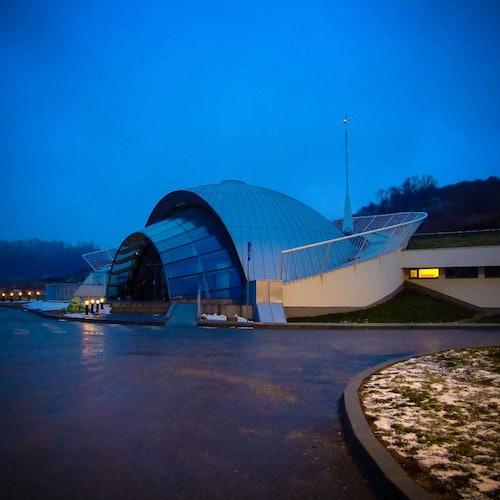 Salina Turda Entrance + Transfer from Cluj Napoca