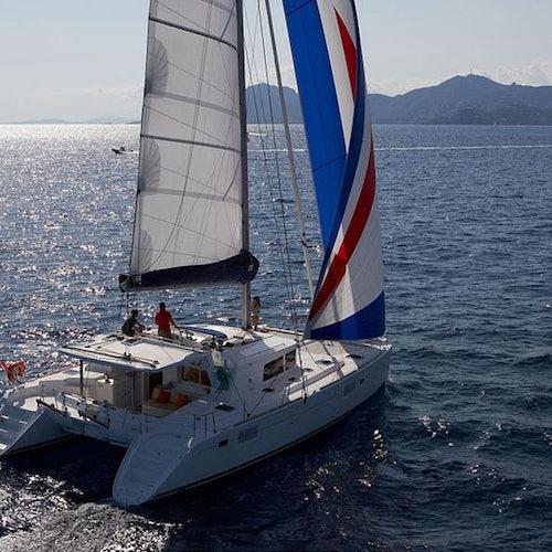 Rodas: ida y vuelta en catamarán desde Bodrum
