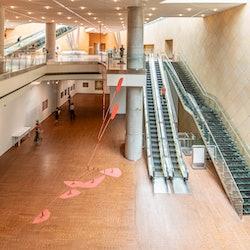 The National Museum of Art, Osaka