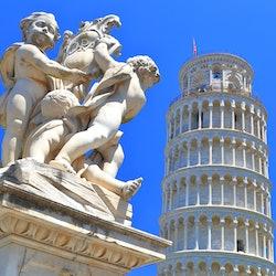 Tickets, museos, atracciones,Torre de Pisa,Tour por Pisa