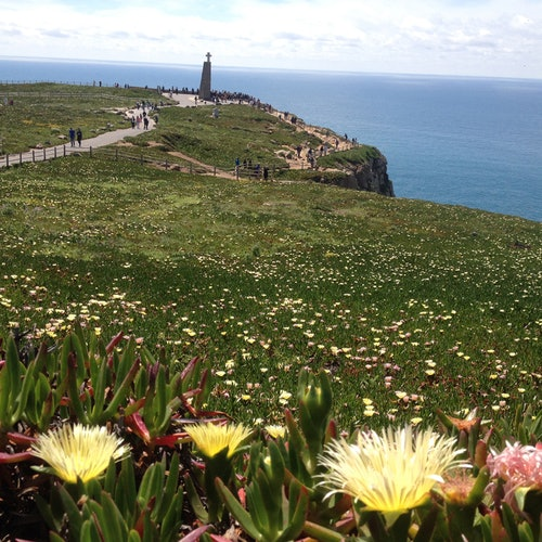 Palacio da Pena: Visita libre + Tour guiado de Sintra, Cascais y Cabo da Roca