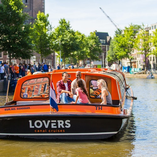 Canal Cruise Amsterdam: Skip The Line photo 4