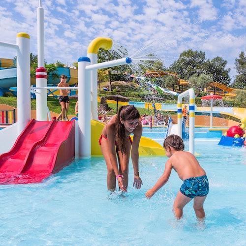 Parque acuático Aqualeon