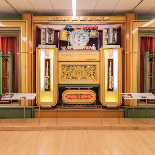 Museo de instrumentos musicales