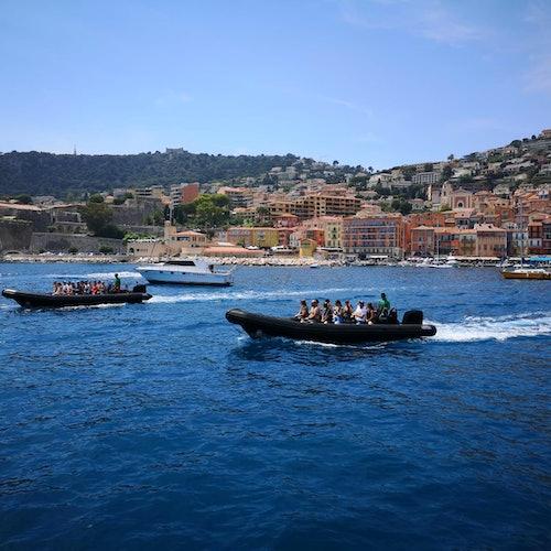 Crucero al atardecer con esnórquel en Niza y Saint-Jean-Cap-Ferrat