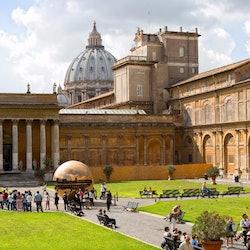 Imagen Mejora: Museos y Jardines Vaticanos, Capilla Sixtina y Villas Pontificias