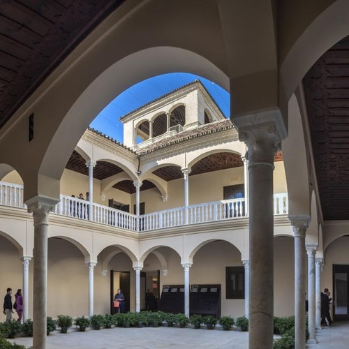 Museo Picasso Málaga: Visita guiada