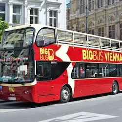 Hop-on Hop-off Vienna: 48H Premium Tour