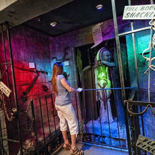 Ripley's Believe It or Not! Odditorium Myrtle Beach: Sin colas