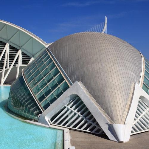 Ciudad de las Artes y las Ciencias - Hemisfèric: Sin colas