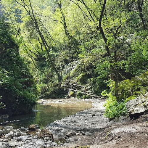 Cascadas de Ferriere: Tour guiado desde Amalfi