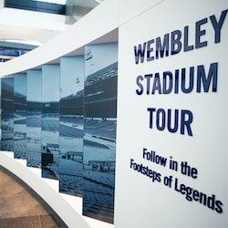 Imagen Wembley Stadium Tour