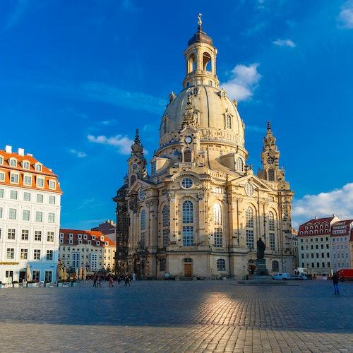 Hop-on Hop-off Bus Dresden