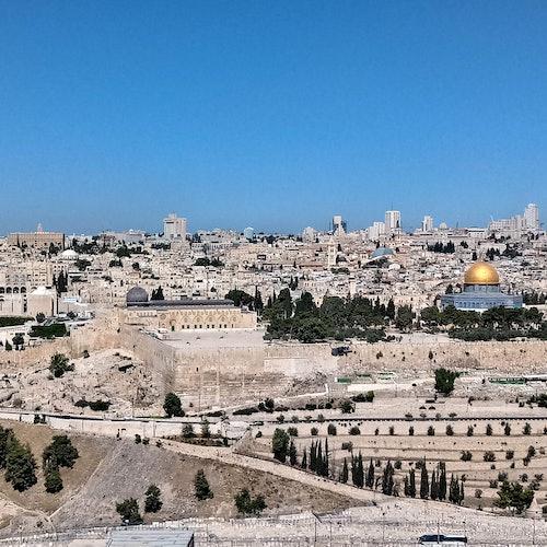 Tour de mañana de Jerusalén y Torre de David