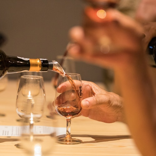 Caves Poças: Degustación de vino de Oporto