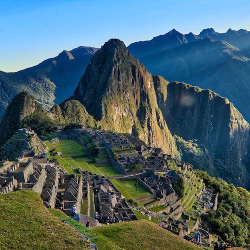 Machu Picchu: Entrance + Guided Tour
