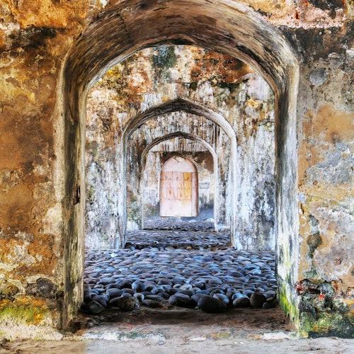 Castillo de San Juan de Ulúa: Visita guiada