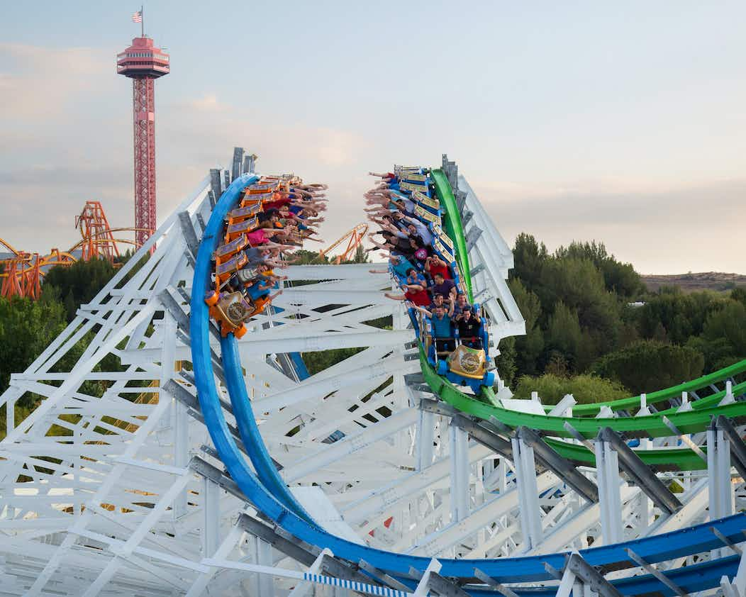 Tickets for Six Flags Magic Mountain: Skip The Line