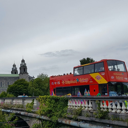 Hop-on Hop-off Bus Galway 48H