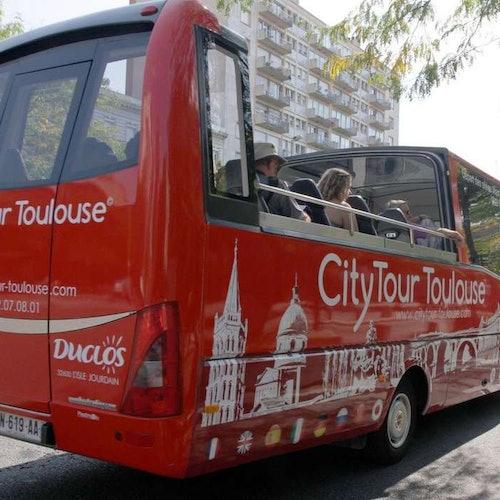 Hop-on Hop-off Bus Toulouse
