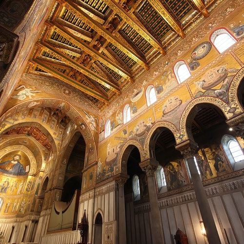 Complex of the Abbey of Monreale + Audio Guide App