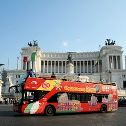 Imagen Coliseo + Bus turístico 48H