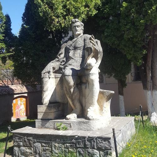 Primer museo de la escuela rumana