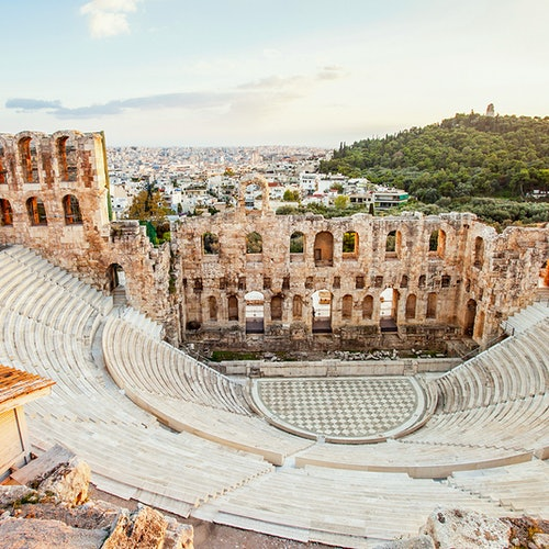 Acropolis Hill & Acropolis Museum: Skip The Line + Guided Tour