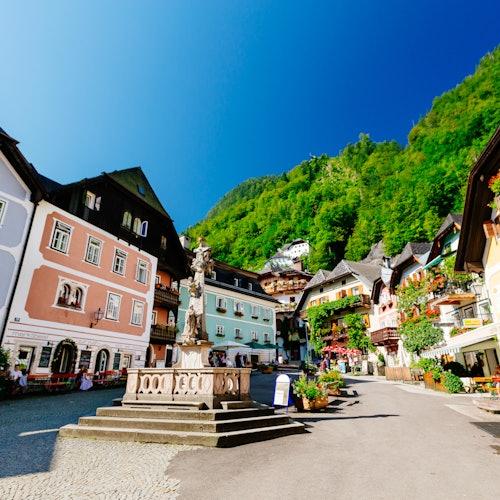 Excursión a Hallstatt desde Viena