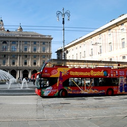 Tickets, museums, attractions,Genoa Tour