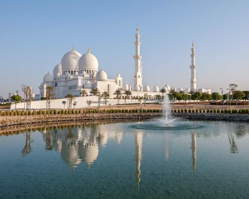 Tickets For Louvre Abu Dhabi Sheikh Zayed Mosque Tour From Dubai