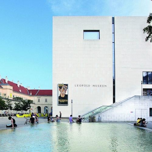 Museo Leopold: Acceso rápido