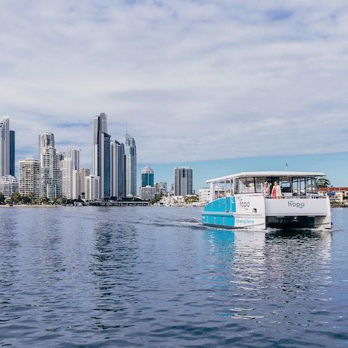 Pase de ferry de Gold Coast