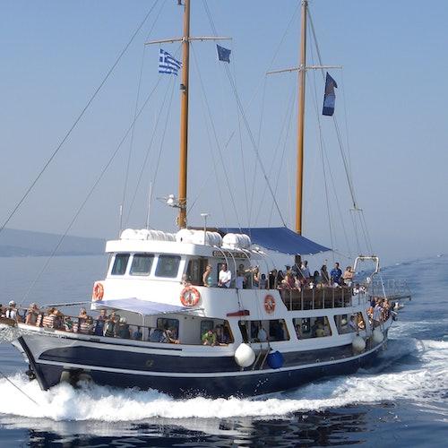 Descubre Delos Cruise