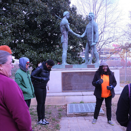 African American Culture: A Guided Nashville Walking Tour