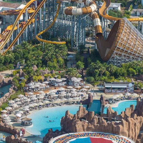 Parque de atracciones Land of Legends