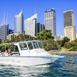 Sydney Harbour & Beaches Morning Cruise