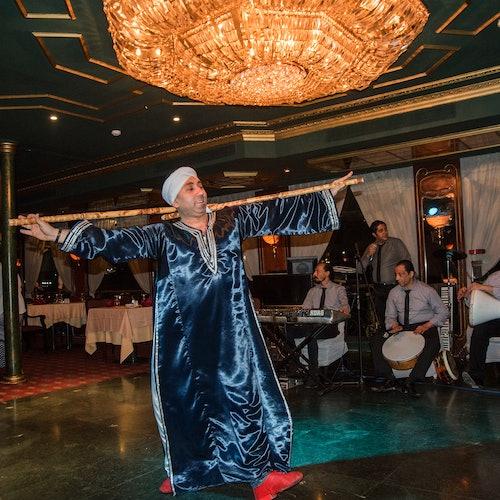 Crucero de 5 estrellas con cena en el Nile Maxim