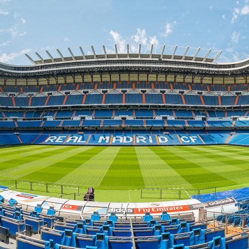 Tour Bernabéu y Museo + Tren desde Sevilla