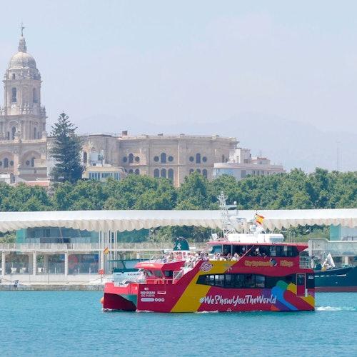 Málaga Boat Tour